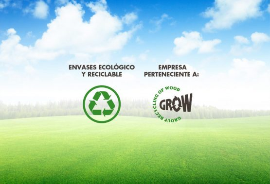 Envases ecológicos y reciclables